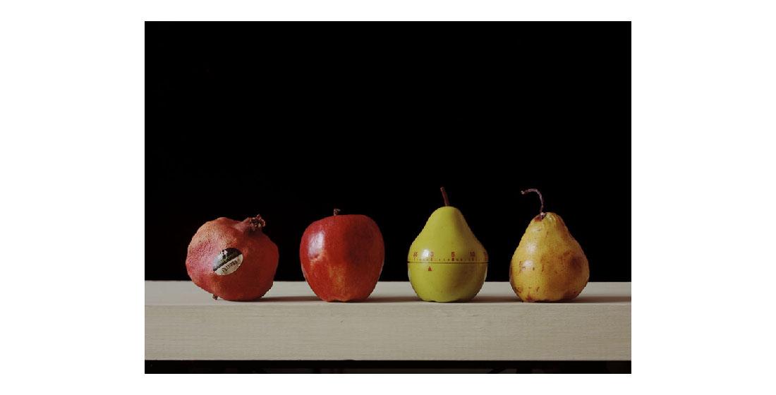 Pom Pomme Pear Pair